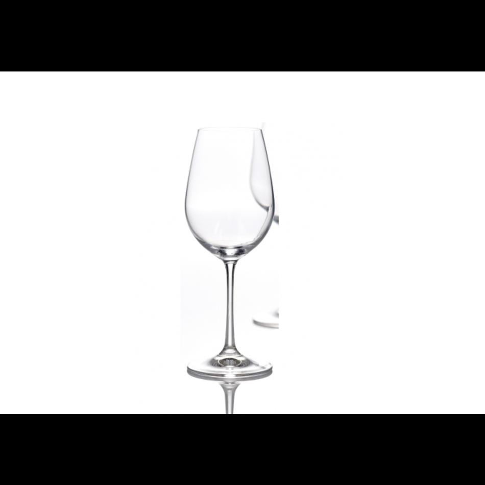 Luna White Wine Glasses, 15.75oz, set of 4