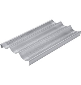 Chicago Metallic Chicago Metallic Perforated Baguette Pan