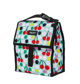 PACKIT PACKIT Lunch Bag, Cherry Dots