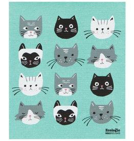 Swedish Towel, Cats Meow