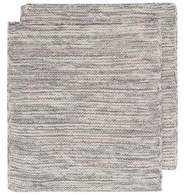 Now Designs Heirloom Knit Dishcloth, Set of 2, Shadow