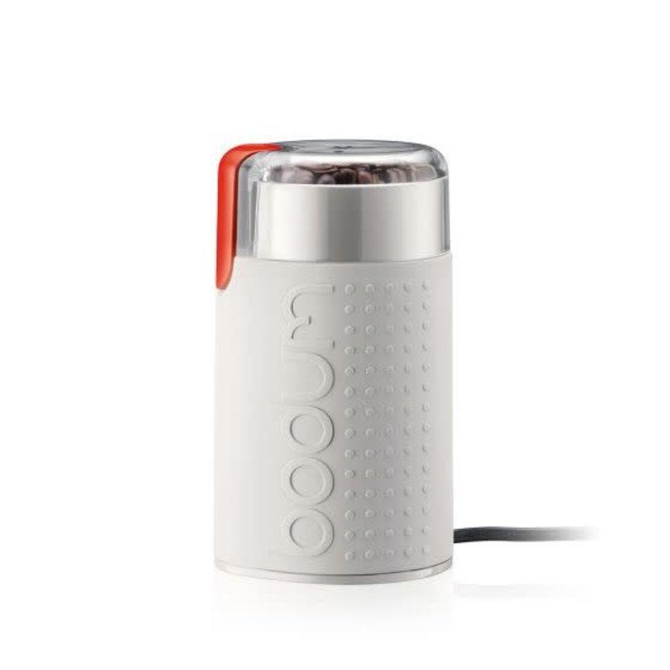 Bodum Bodum Bistro Electric Coffee Grinder, Off-White