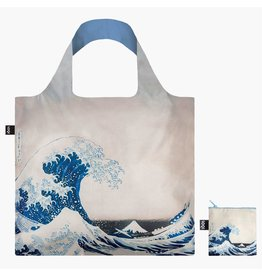 LOQI LOQI Totebag, Hokusai, The Great Wave