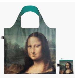 LOQI LOQI Totebag, Leonardo Da Vinci - Mona Lisa