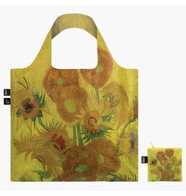 LOQI LOQI Totebag, Van Gogh - Sunflowers