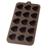 Silicone Heart Chocolate Mold