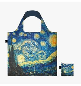 LOQI LOQI Totebag, Vincent Van Gogh - The Starry Night