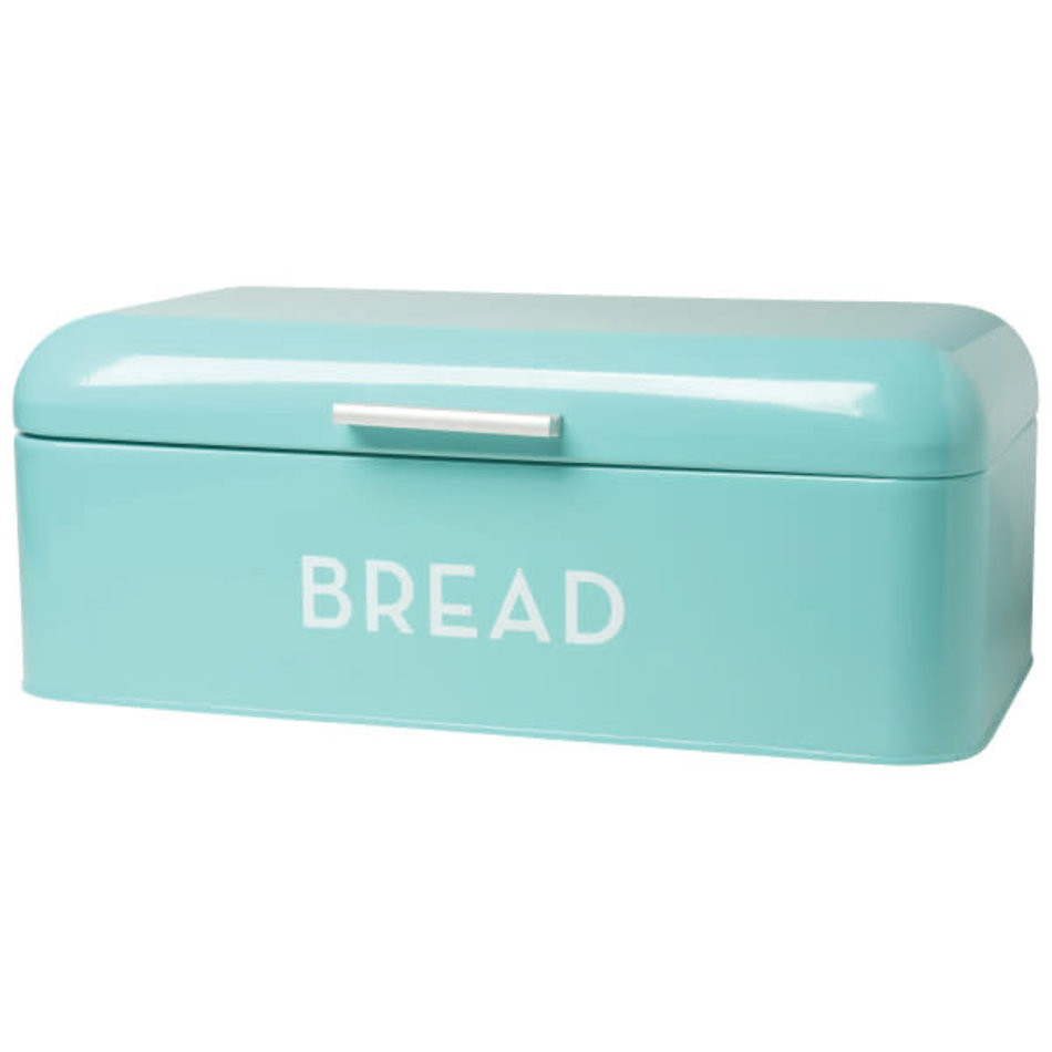 Now Designs Bread Bin Large, Turquoise