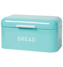 Now Designs Bread Bin Small, Turquoise