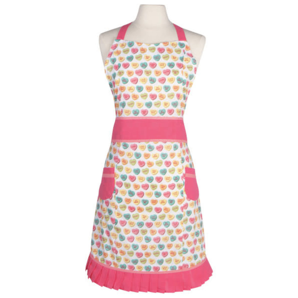 Now Designs Betty Apron, Sweet Hearts