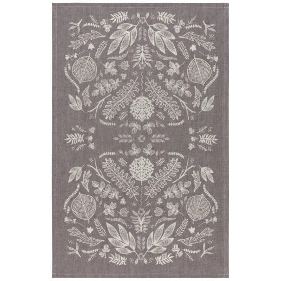 Now Designs Chambray Laurel Tea Towel