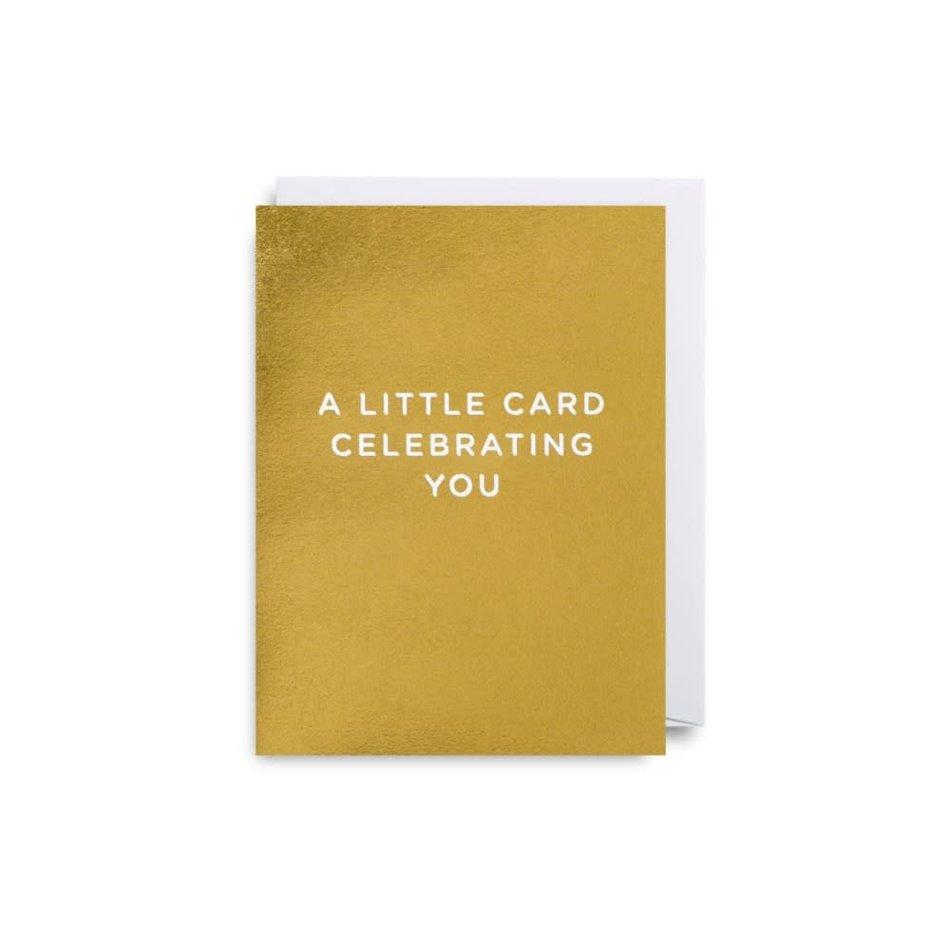 Card, Celebrating You