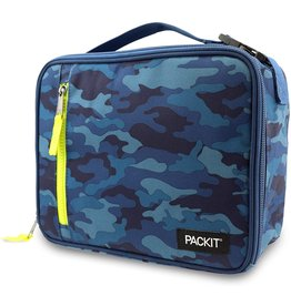 PACKIT PACKIT Classic Lunch Box, Blue Camo