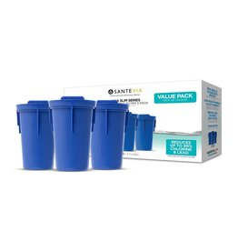 Santevia Santevia Mina Filters, set of 3