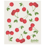 Now Designs Swedish Dishcloth, Cherries