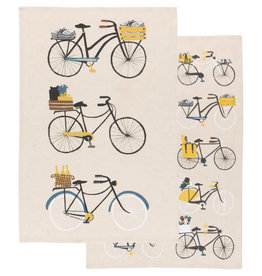 Now Designs Bicicletta Dishtowel Set