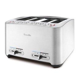 Breville Breville Diecast 4-Slice Smart Toaster