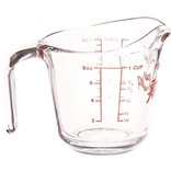 Anchor Anchor Hocking Glass Measuring Cup, 1 Cup