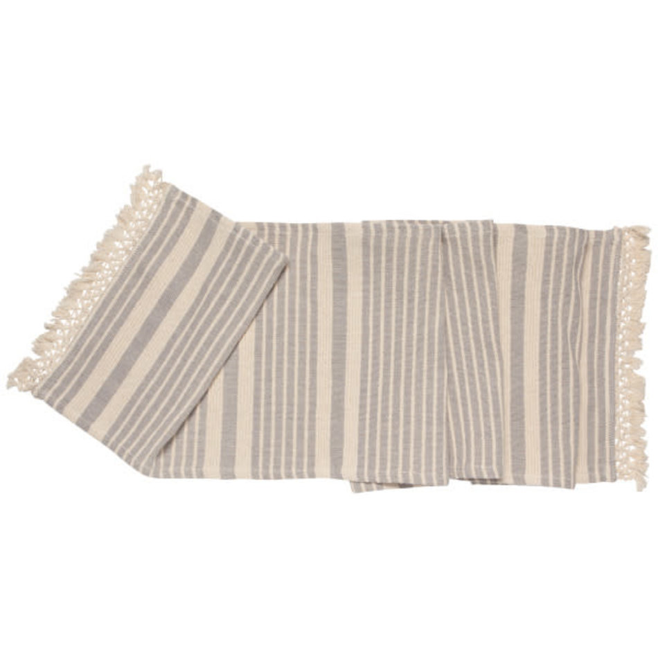 Now Designs Heirloom Piper Table Runner, Shadow