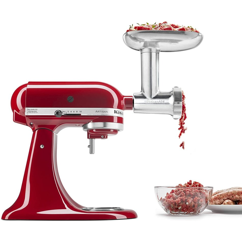 KitchenAid Kitchenaid Metal Food Grinder Attachment