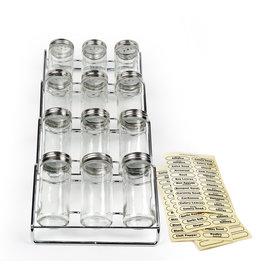 RSVP RSVP In-Drawer Spice Rack
