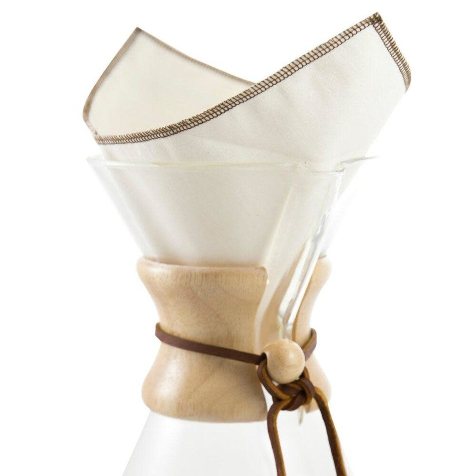 Coffeesock, fits Chemex 6-13 cup