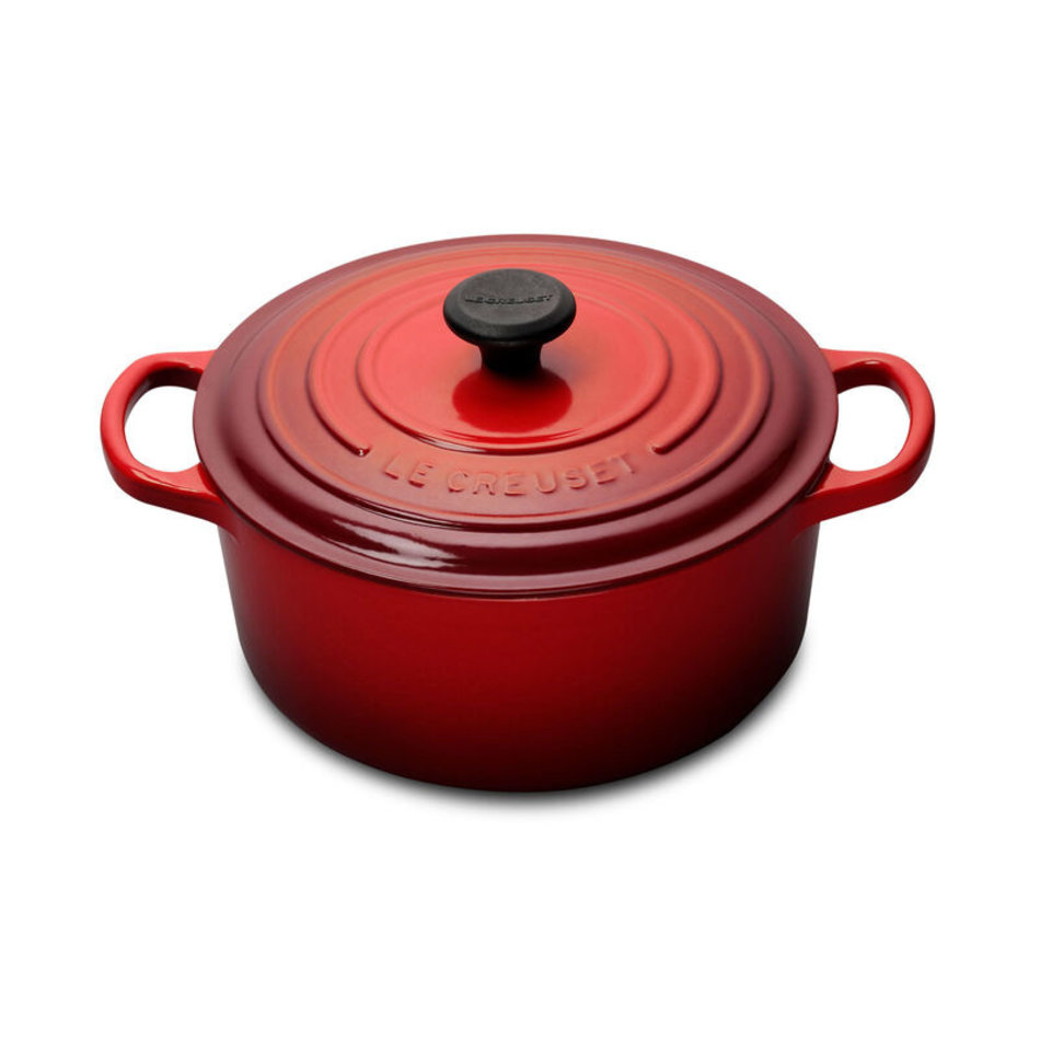 Le Creuset Le Creuset 3.3L Round French Oven Cherry
