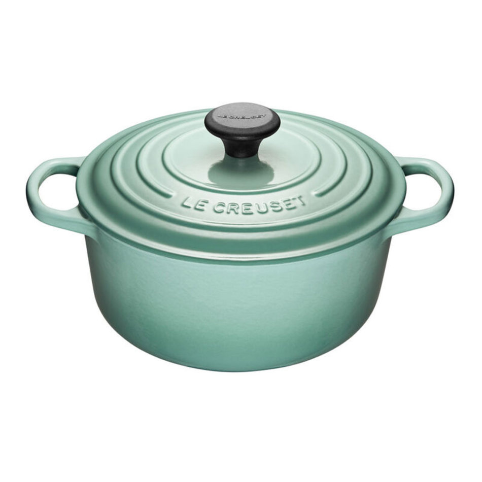Le Creuset Le Creuset 4.2L Round French Oven Sage