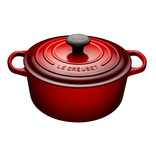 Le Creuset Le Creuset 4.2L Round French Oven Cherry