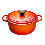 Le Creuset Le Creuset 4.2L Round French Oven Flame