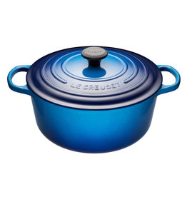 Le Creuset Le Creuset 5.3L Round French Oven Blueberry