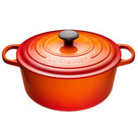 Le Creuset Le Creuset 6.7L Round French Oven Flame