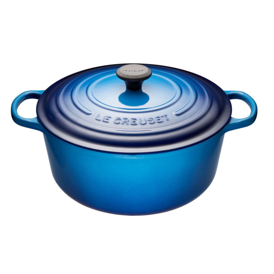 Le Creuset Le Creuset 6.7L Round French Oven Blueberry