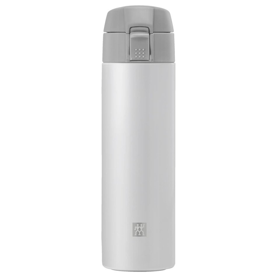 Zwilling J. A. Henckels Zwilling Thermo Travel Bottle, 450ml, White