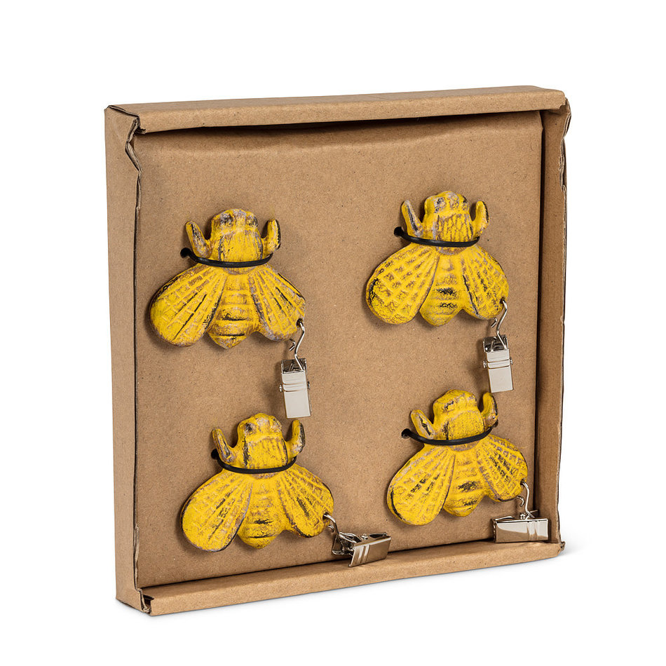 Abbott Bee Table Weight, Set of 4