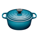 Le Creuset Le Creuset 4.2L Round French Oven Teal