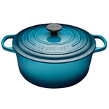 Le Creuset Le Creuset 6.7L Round French Oven Teal