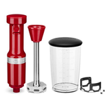 KitchenAid Kitchenaid Variable Speed Corded Hand Blender, Empire Red