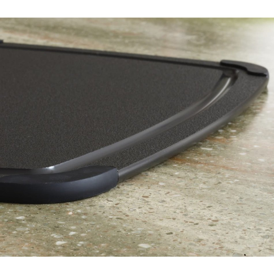 "Epicurean Epicurean Poly Board, Black, 11.5""x9"""