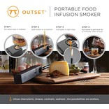 Outset Outset Portable Food/Drink Infusion Smoker