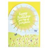 Card, Ray of Sunshine Birthday