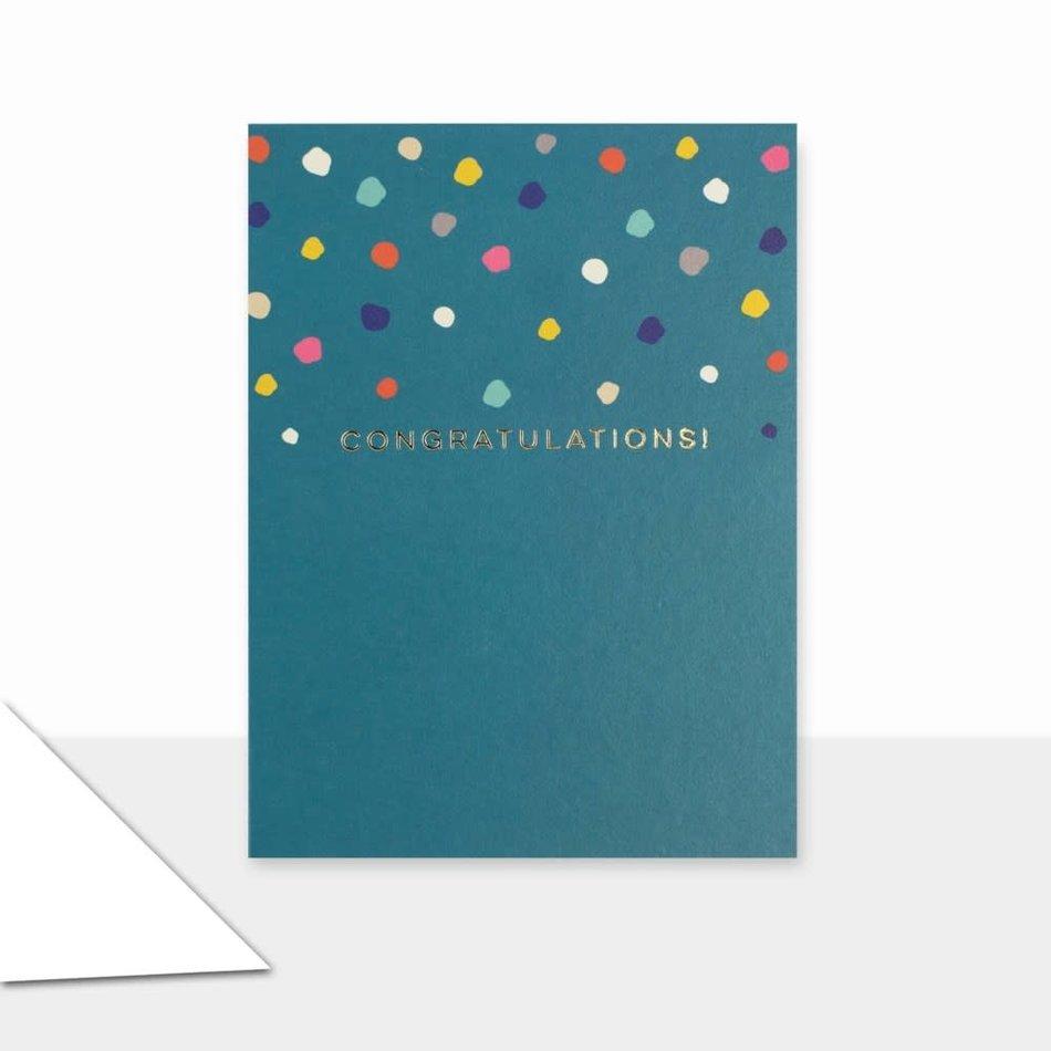 Card, Congratulations
