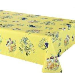 "Primo Tablecloth, 58""x78"", Yellow"