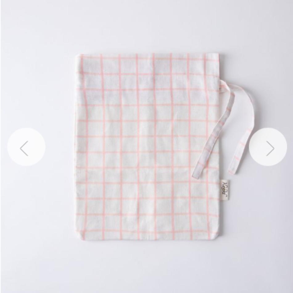 Keeki Boule Bread Bag, Pink
