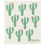 Now Designs Swedish Dishcloth, Cacti