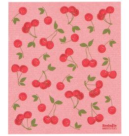 Now Designs Swedish Sponge Towel, Cherries