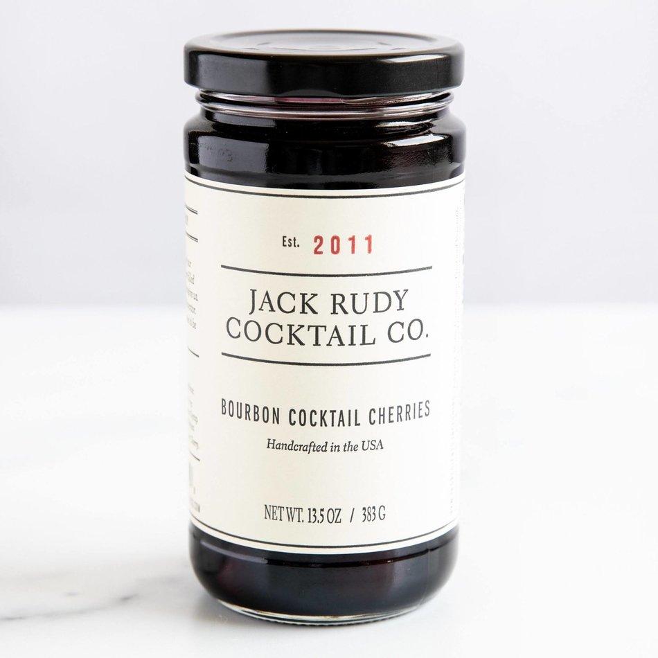 Jack Rudy Jack Rudy Bourbon Cherries