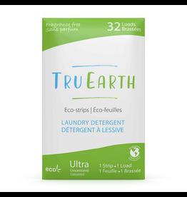 TruEarth TruEarth Platinum Eco-Strips Laundry Detergent, Fragrance Free
