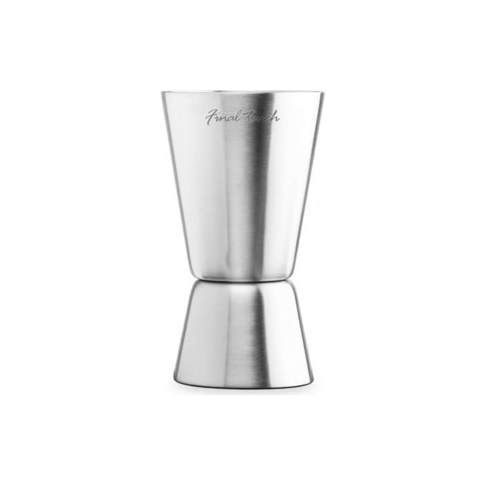 Final Touch Final Touch Stainless Steel Double Jigger
