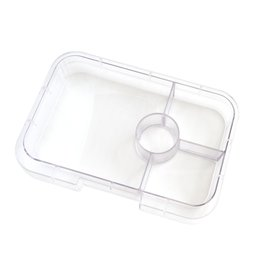 Yumbox - Tapas Spare 4 Tray Clear